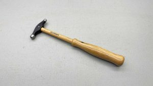 "Wubbers Jewellers Hammer 2 1/2"" Long Head New Old Stock"