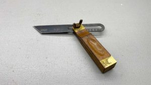 """Stanley No 25 6"""" Bevel Made In USA"""