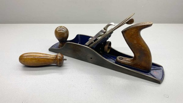 Record T5 Bench Plane With Replaced Side Handle