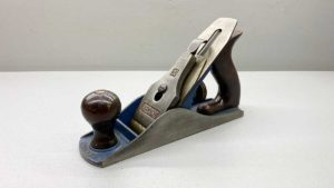 Record No 4SS Bench Plane With Good Full Cutter