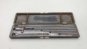 "Vintage International Inside Micrometer for sizes 1-1/2 - 12"""