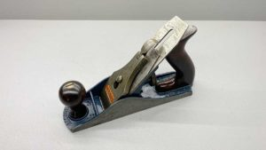 Record No 4 Bench Plane Uncleaned Made In England In Good Condition