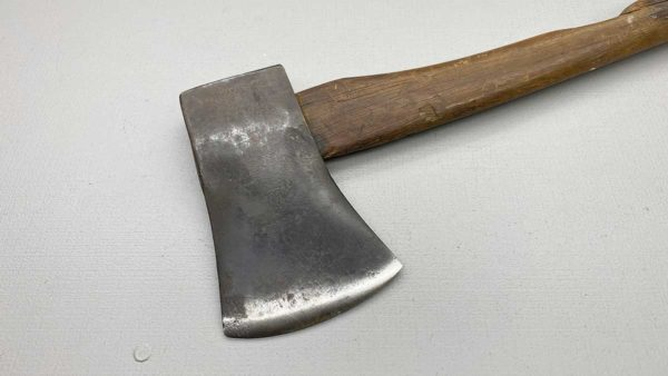 "Brades No2 Axe Head & Handle 3 3/4"" Edge"