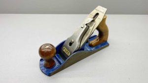 Pope No 4 Bench Plane Good Cutter Length Nice Tote and Knob made In Australia