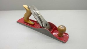 Acorn No5 Bench Plane Nice Tote & Knob Great Example