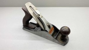 Stanley No 4 Bench Plane In Good Condition Made In England