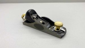 Stanley No 60 1/2 USA Low Angle Block Plane In Top Condition