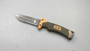 "Gerber Bear Grylls Ultimate Fixed Blade Bowie Knife 10"" long"