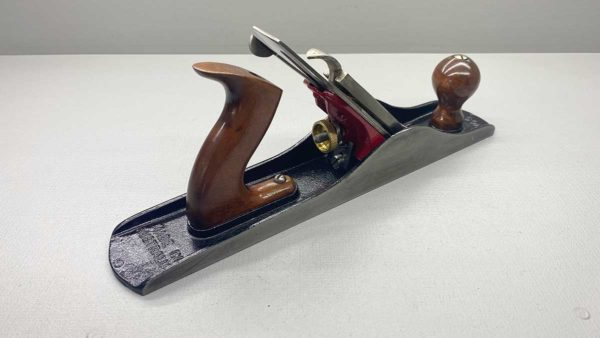 Falcon Pope No F5 Bench Plane Original Cutter With Logo Made In Australia Beautifully Restored