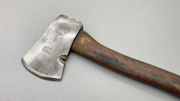 """Plumb Boy Scout Hatchet With 3"""" Edge Logo In Good Condition Nicely Balanced Handle"""