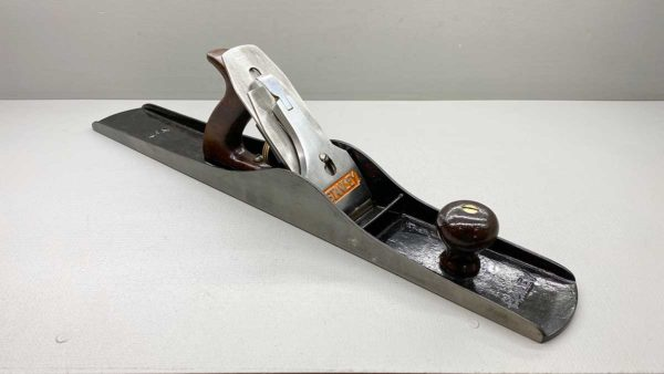 Stanley Bailey No 7 Bench Plane Pat'd Great Tote and Knob In good condition