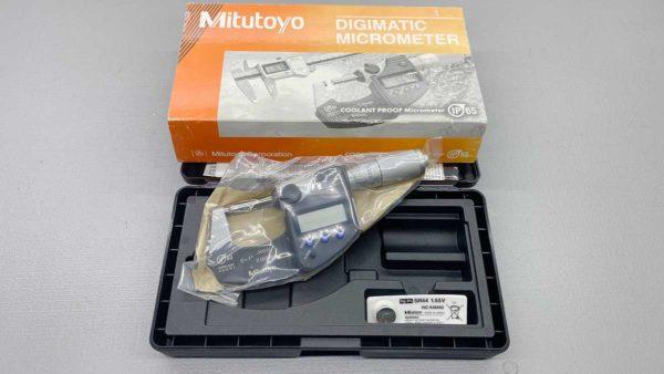 Mitutoyo No IP65 Digimatic Micrometer