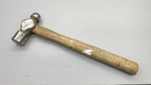"Vintage 24oz Ball Peen Hammer 14"" Long"
