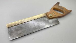 "Spear & Jackson 12"" Brass Back Saw 15TPI"