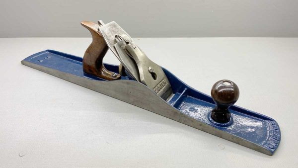 Carter Australia No 7 Bench Plane Good Tote & Knob Falcon Pope Logo Cutter With Good Length