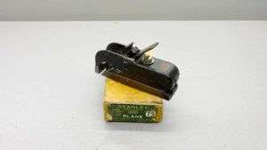 Stanley No 75 Rabbet Bull Nose Plane IOB In Good Condition with Logo