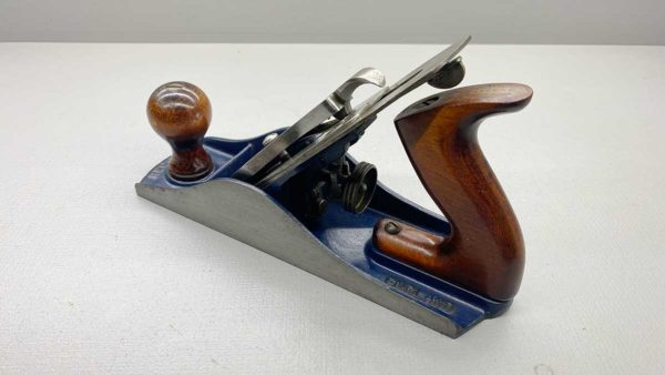 """Record No 4 1/2 Plane With 2 3/8"""" Cutter, As Good As It Gets"""