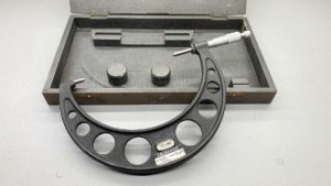 Moore & Wright England 125-150mm Micrometer
