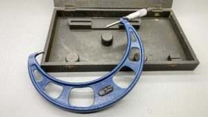 Moore & Wright England 150-175mm micrometer
