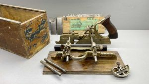 Stanley No 45 Combination Plane IOB with SW cutters A Nice Example