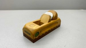 Garantie ECE Wooden Block Plane With 39mm Cutter