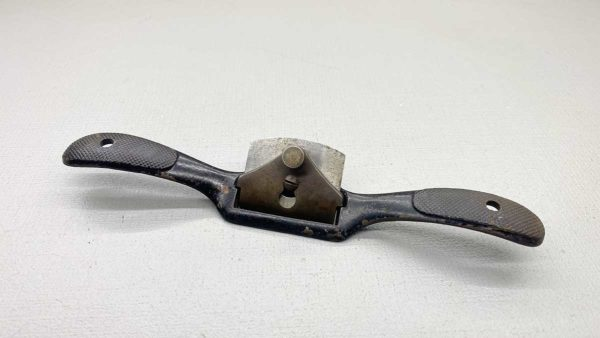 Stanley No 51 Flat Face Spokeshave In good condition with Stanley cutter