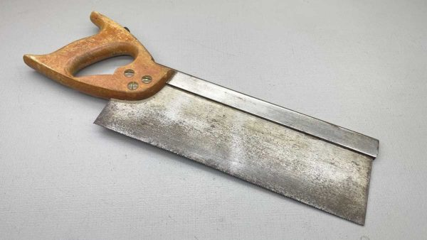 """Spear and Jackson 12"""" Long Dovetail Saw Good User"""