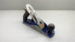 Record No 4 Bench Plane With Logo