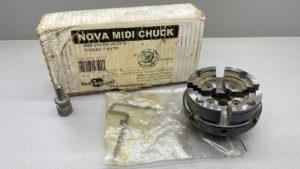 """Nova Midi Chuck Thread 1"""" x 8 TPI"""