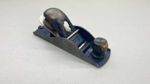 Record No 0110 Block Plane Made In England In Good Condition