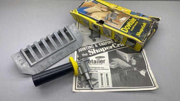SuperCraft Dovetailer Jig Includes Cutter