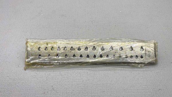 Monopol Pear Drop Jewellers Draw Plate