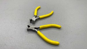 Bullnose Side Cutters 15mm Wide 100mm Long