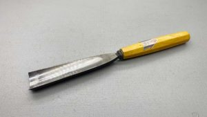 35mm No8 Gouge Chisel With Good Handle