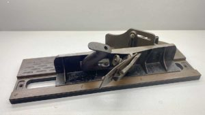 Stanley No 51 & 52 Shoot (chute) Board And Plane In Good Condition Rare
