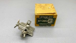 Stanley No 45 Bit Gauge In Original Box