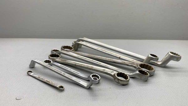 Stahlwillie Metric Ring Spanner Set