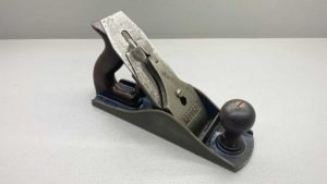 Record No 4 1/2 Bench Plane Good Tote And Knob