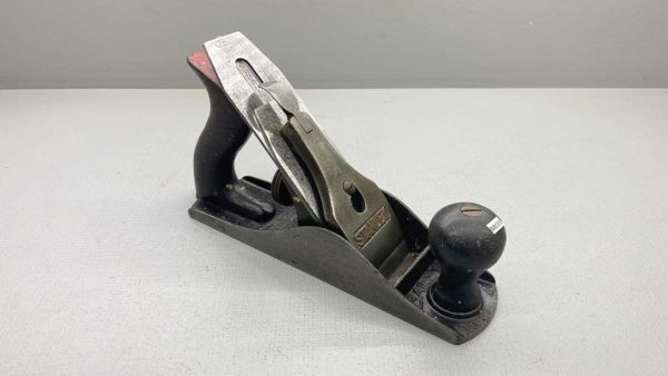 Stanley Bailey No4C Bench Plane In Good Condition with SW Cutter