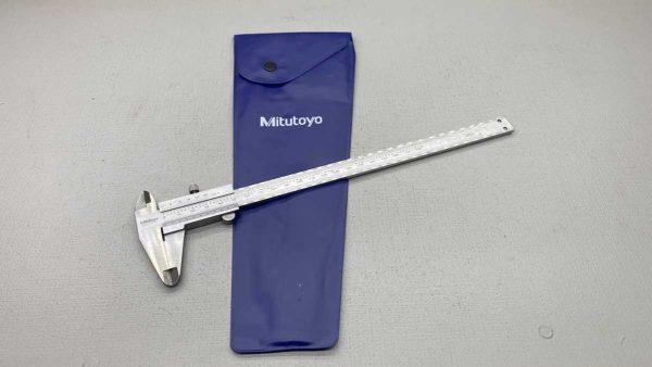 "Mitutoyo Japan 530-118 8""/20mm Vernier"