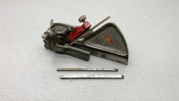 Robert Sorby Mini Plough Plane With Three Cutters