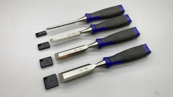 Marples 4-Piece Chisel Set As New Condition