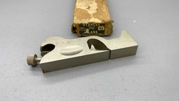 Stanley No 92 Rebate Plane USA Made In Good Condition