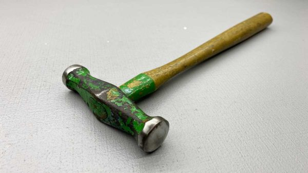 Silversmiths Double Ended Round Hammer