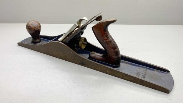 Record SS No 6 Bench Plane With Part Decal