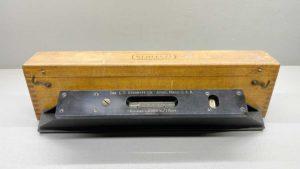 Starrett USA No199 Master Machine Level IOB