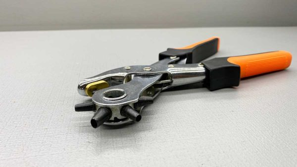 Leather Punch Pliers Oval And Round