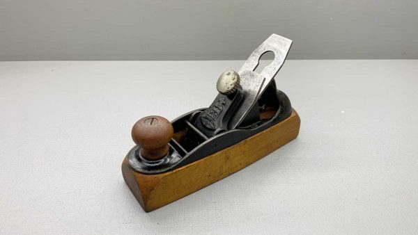 Stanley No 122 Liberty Bell Smoothing Plane