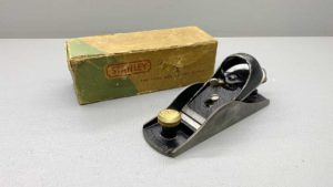 Rare Stanley USA No 9 1/4 Block Plane