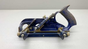 Record No778 Rebate Plane With 38mm Cutter In Good Condition
